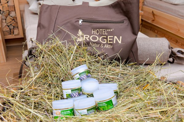Benessere alpino all'Hotel Rogen in Alto Adige